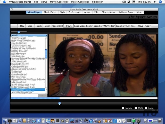 Screenshot 1 for Kyaya Media Player