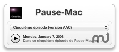 Screenshot 1 for Pause-Mac
