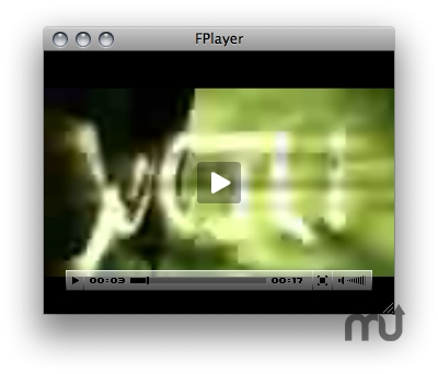 Screenshot 1 for FPlayer