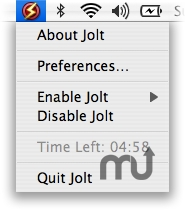 Screenshot 1 for Jolt