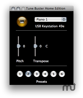 Screenshot 1 for Tune Buster
