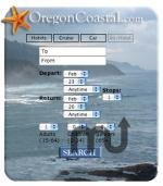 Screenshot 1 for Oregon Coast Hotels Widget