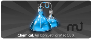 Screenshot 1 for Chemical Icon Set