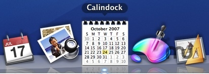 Screenshot 1 for Calindock