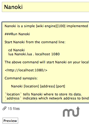 Screenshot 1 for Nanoki