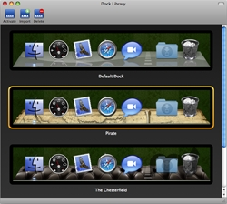 Screenshot 1 for Dock Library