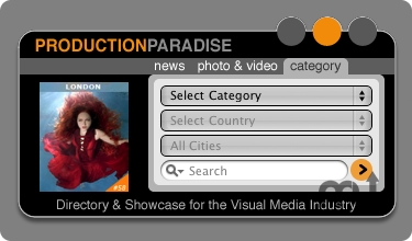 Screenshot 1 for Production Paradise Search Widget