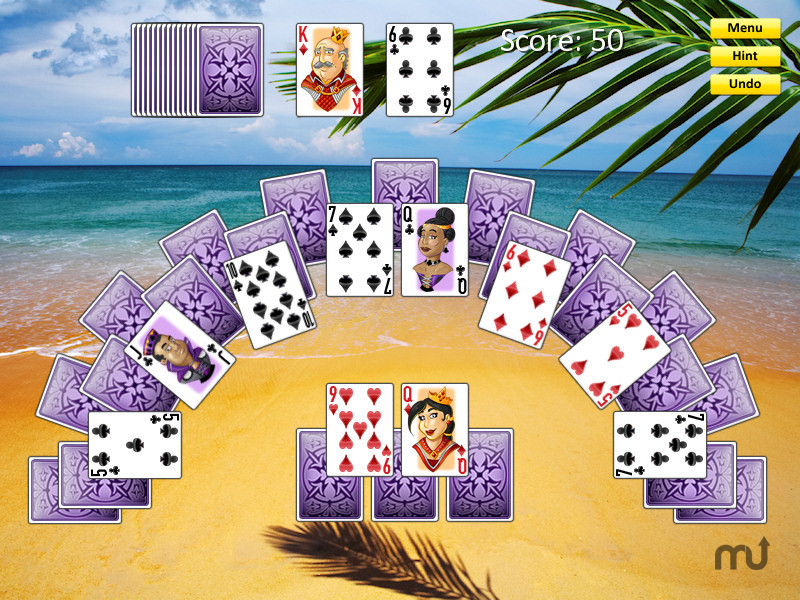 Screenshot 1 for Solitaire Epic