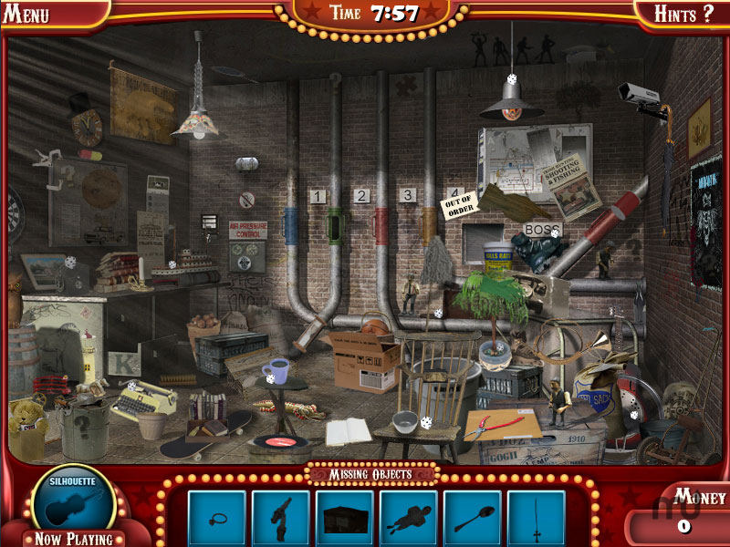 Screenshot 1 for The Hidden Object Show