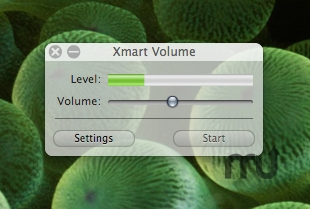 Screenshot 1 for Xmart Volume