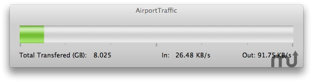 Screenshot 1 for AirportTraffic