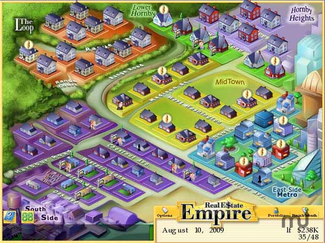 Screenshot 1 for Real Estate Empire