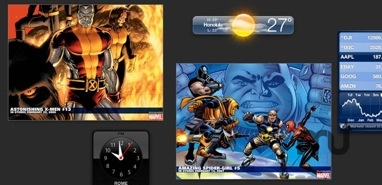 Screenshot 1 for Mighty Marvel Wallpapers