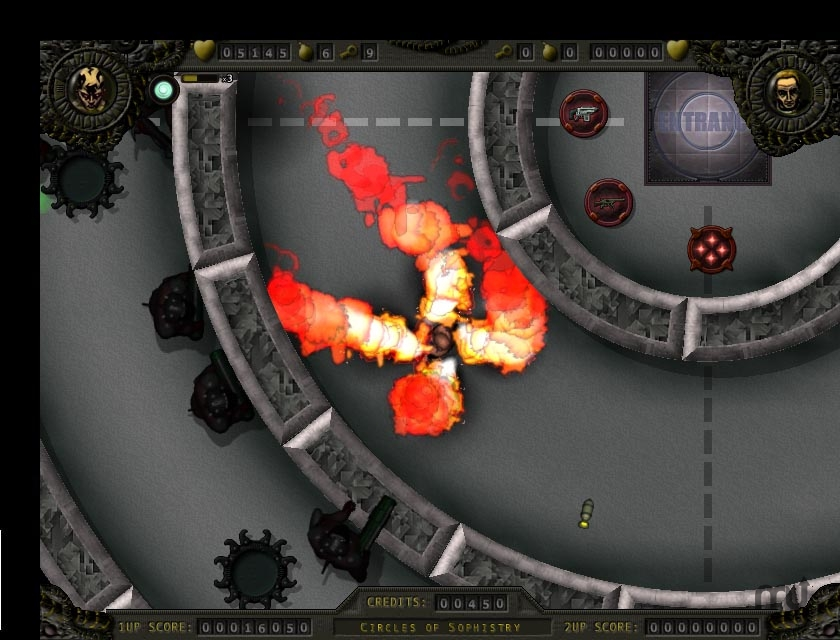 Screenshot 1 for Hollow Ground Special Edition