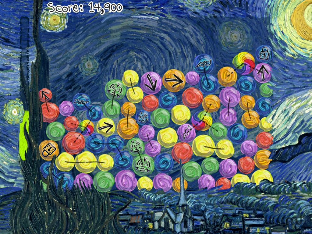 Screenshot 1 for CrayonBall