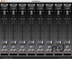 Screenshot 1 for AudioMixer