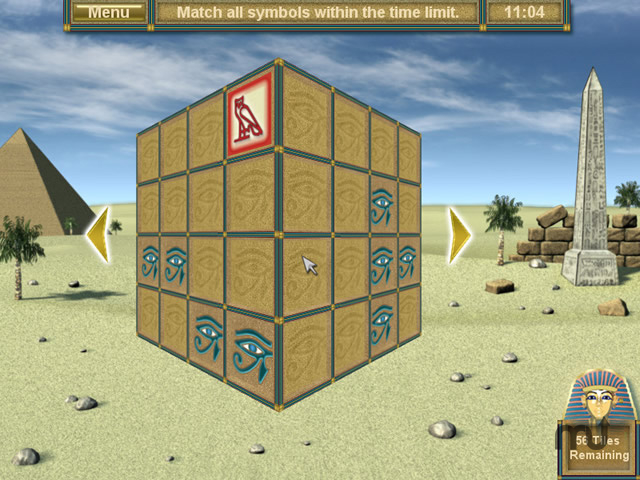 Screenshot 1 for I.Q. Identity Quest