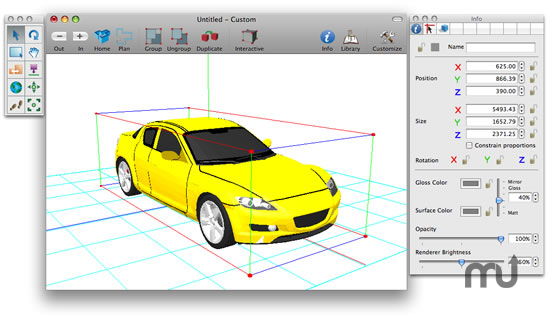 Screenshot 1 for 3D Toolbox