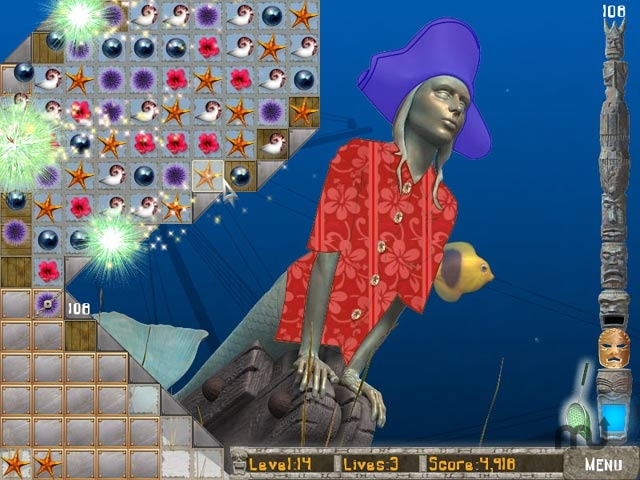 Screenshot 1 for Big Kahuna Reef 2