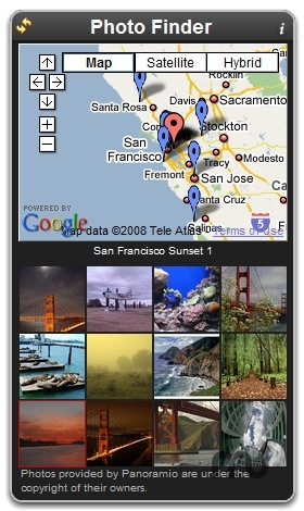 Screenshot 1 for Photo Finder