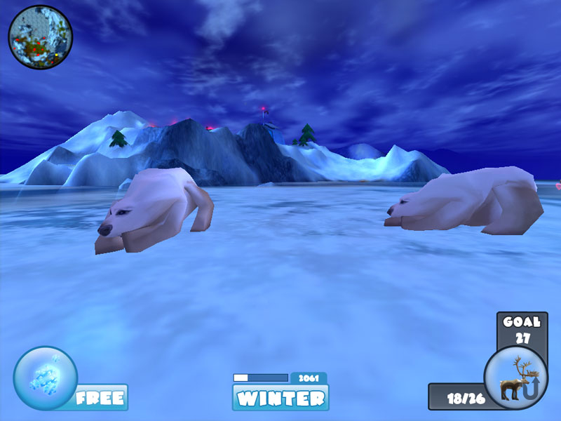 Screenshot 1 for Venture Arctic