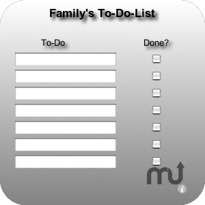 Screenshot 1 for Family's To-Do-List