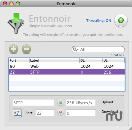 Screenshot 1 for Entonnoir