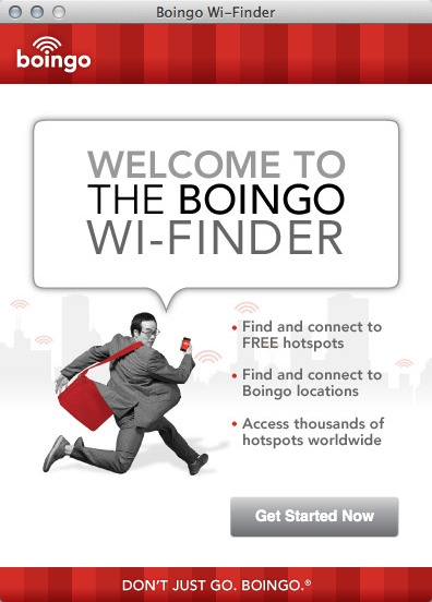Screenshot 1 for Boingo Wi-Finder