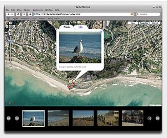 Screenshot 1 for PhotoTrackr