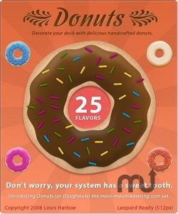 Screenshot 1 for Donut Icons