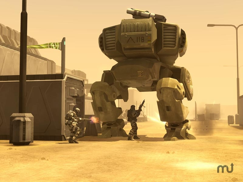 Screenshot 1 for Battlefield 2142