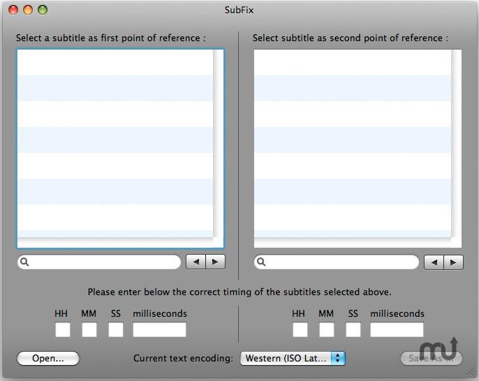 SubFix 1 11 free download for Mac   MacUpdate