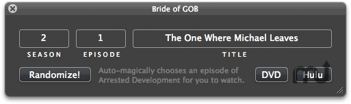 Screenshot 1 for Bride of GOB