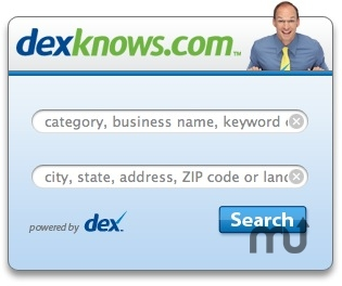 Screenshot 1 for US Yellow Page Search- DexKnows.com