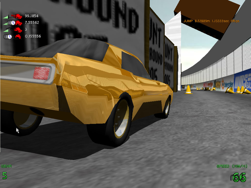 Screenshot 1 for Stunt Playground