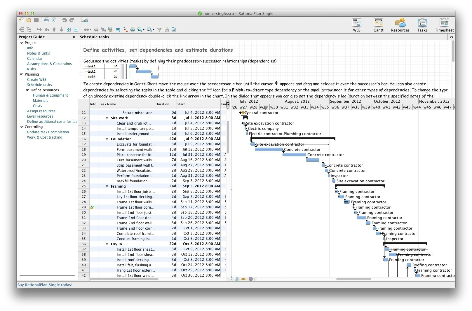 Rationalplan Multi Project 4.16.7500 Free Download For Mac