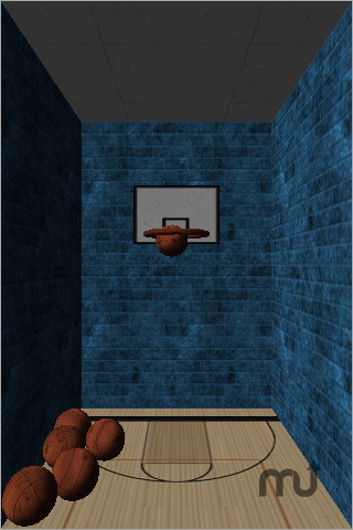 Screenshot 1 for PocketHoops