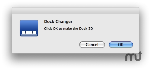 Screenshot 1 for Dock Changer