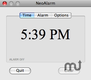 Screenshot 1 for NeoAlarm