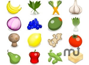 Screenshot 1 for Veggies Icons