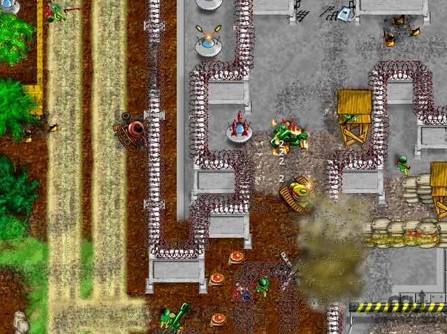 Screenshot 1 for Battle Tanks