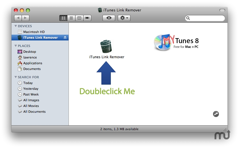 Screenshot 1 for MyTunes