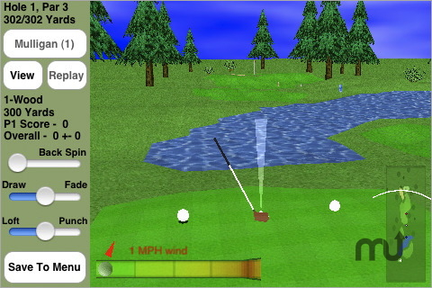 Screenshot 1 for GL Golf
