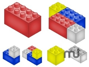Screenshot 1 for Lego Icon Set