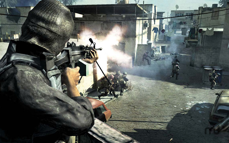 Screenshot 1 for Call of Duty 4: Modern Warfare