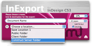 Screenshot 1 for InExport