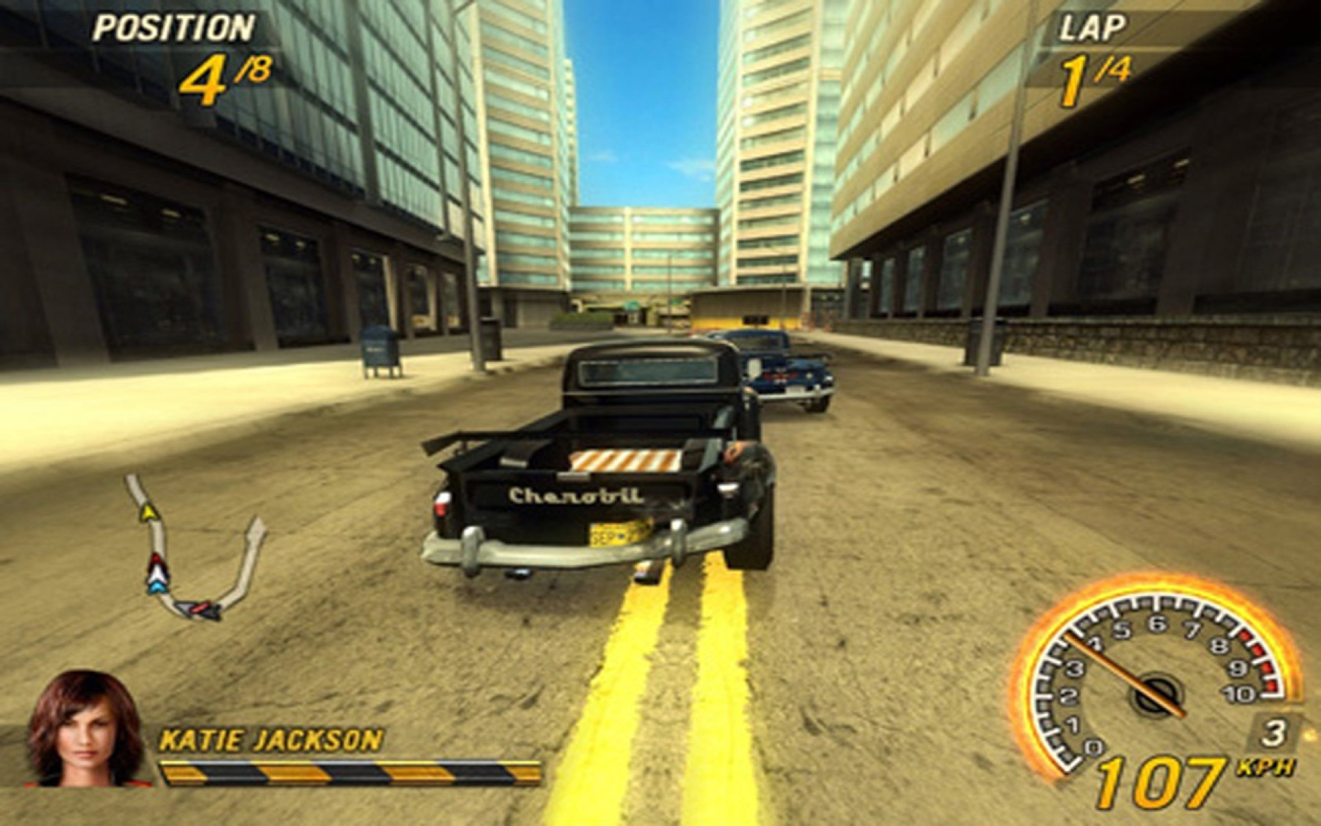 Screenshot 2 for FlatOut 2