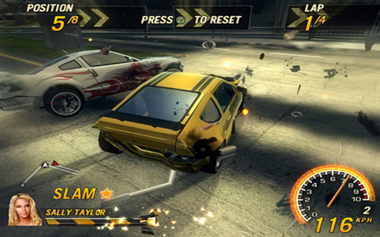 Screenshot 4 for FlatOut 2