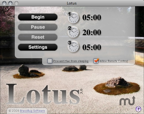 Screenshot 1 for Lotus