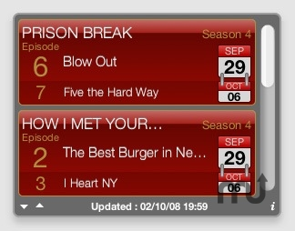 TV Show Tracker 1 3 3 free download for Mac | MacUpdate